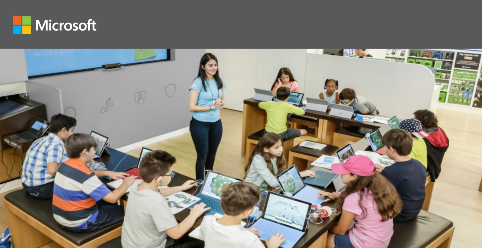 Inclusive Technologies for Assistance in Reading and Writing @ Microsoft Store Fashion Valley | San Diego | California | United States