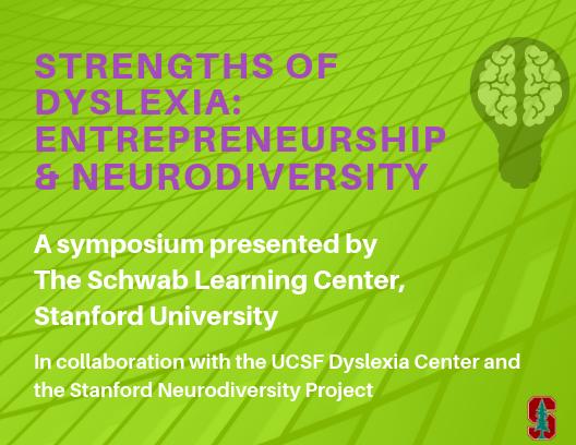 Entrepreneurship & Neurodiversity Symposium @ Stanford University - Arrillaga Alumni Center